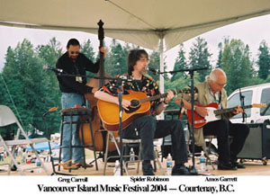 Vancouver Island Music Festival