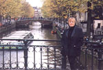 Jeanne at canal